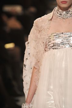 Chanel at Couture Spring 2010 (Details)