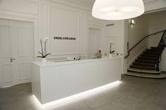 The tenth Market Center of Engel & Völkers worldwide opens its gates in Paris!