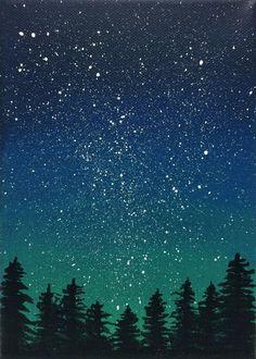 Galaxy with star ⭐️