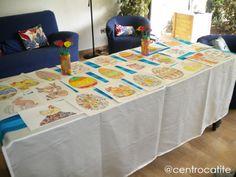 #Concurso de #Pintura en @centrocatite realizada por la E.S. de BSP Asistencia #Natalia Fotos:   http://www.geriatriccatite.com/es/residencia-mayores-castelldefels/noticias/concurso-de-pintura-de-pascua.aspx