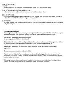 dental assistant skills resume - http://exampleresumecv.org/dental-assistant-skills-resume/