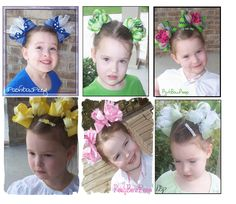 Learn HOW TO MAKE A HAIR BOW, DIY Hair Bows