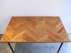 「ヘリンボーン テーブル」の画像検索結果