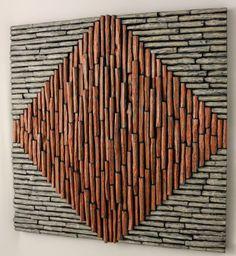 корпоративный искусства, деревянные стены искусства, художественные изделия из дерева