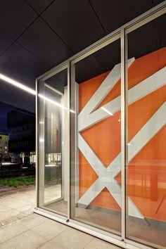 PGE GiEK Concern Headquarter office building