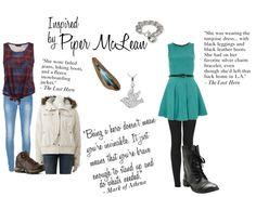 Piper McLean costume