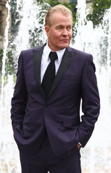 Pop star and former ABC singer Martin Fry