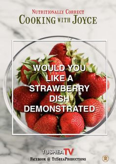 Advertising Design, Strawberry, Dishes, Fruit, Cooking, Food, Cuisine, Promotional Design, Kochen