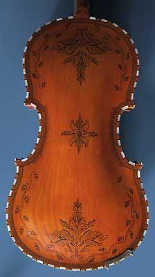 Hardanger Fiddle    National Folk Instrument of Norway