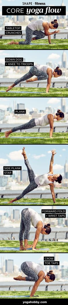 Easy Yoga Workout - core yoga flow yogahobby.com/ #yoga #hatha_yoga #yoga_poses #yoga_for_beginners Get your sexiest body ever without,crunches,cardio,or ever setting foot in a gym #yogaflow