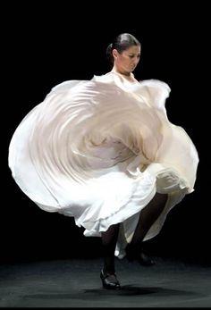 Sara Baras - the current 1st Lady of Flamenco in Spain. #flamenco