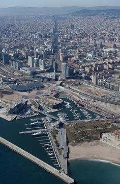 Port Forum, Barcelona Photograph. #Barcelona   #Catalonia/Catalunya  #Europe