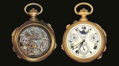 THE HENRY GRAVES JR. SUPERCOMPLICATION PATEK PHILIPPE & CO., GENEVA, NO. 198.385, CASE NO. 416.769, STARTED IN 1925, COMPLETED IN 1932 AND DELIVERED ON 19TH JANUARY 1933