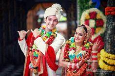 Shweta And Ivano Wedding photos, couple images, pictures, Indian Wedding Poses, Indian Wedding Couple Photography, Wedding Couple Photos, Couple Photography Poses, Bridal Photography, Wedding Pics, Wedding Couples, Wedding Story, Funny Wedding Poses