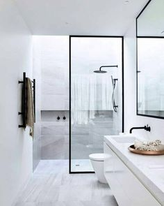 "110 Likes, 1 Comments - Minimal Interiors Designs (@minimal.interiors.designs) on Instagram: ""@nordikspace - MINIMALIST. #scandinavian #homedecor #interior #simplicity #bathroominspo -…"""
