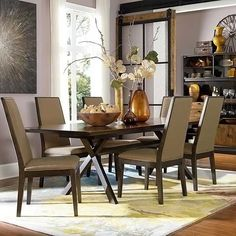 Kateri Dining Collection | Jerome's Furniture