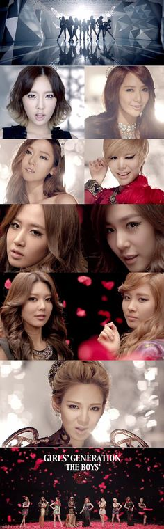 The Boys MV screencaps members http://mithunonthe.net/2011/10/20/girls-generation-the-boys-review-new-album-snsd-korean/ #snsd #girlsgeneration #kpop
