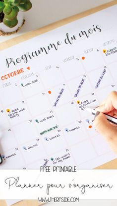 Le plus chaud Images organisation Bureau Style Planner Free, To Do Planner, Agenda Planner, Blog Planner, Planner Pages, Printable Planner, Organized Planner, Printable Art, Organisation D'agenda