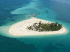 Barrakuni Island, a few minutes sailing from Ras Mbisi, Mafia Island