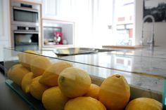 """oí mucha gente llamar la cocina """"la cocina de los limones"""""""