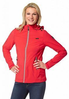 #Maria #Höfl-Riesch #Damen #Maria #Höfl-Riesch #Softshelljacke #rot - Produkttyp…