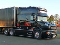 Scania t-cab longline