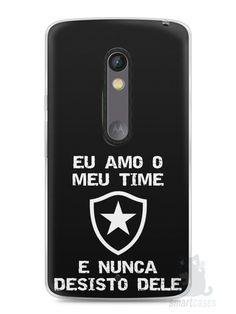 Capa Capinha Moto X Play Time Botafogo  3 - SmartCases - Acessórios para  celulares e 52fba6053f6be