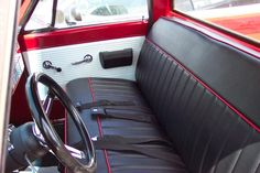 chevy truck bench seat replacement