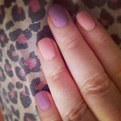 Co-ordinating pjs and nails