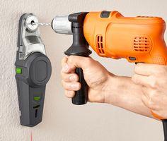 Laserová vodováha s lapačem prachu při vrtání 2 v 1 330594 z e-shopu Tchibo.cz