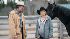 Shaun Johnston and Amber Marshall in Heartland Heartland Season 10, Heartland Quotes, Heartland Tv Show, Heartland Ranch, Ty And Amy, The Way He Looks, Amber Marshall, Show Horses, Best Tv