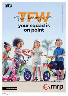 Magazines For Kids, Ad Design, Tween, Squad, Kids Outfits, Girls Dresses, Children, Clothes, Image