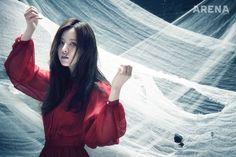 Kim Ye Rim Arena Homme+ Korea Magazine October Issue '13