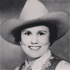 Cowgirl Hall of Fame Honoree Gene Krieg Creed!