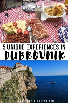 Looking for unique ways to experience Dubrovnik, Croatia? Tours, foodie dine with locals, kayaking to nearby islands and wine tasting are just a few things you must try on your trip to Dubrovnik!  #Dubrovnik #Croatia #dubrovniktours #croatiatravel #visitDubrovnik
