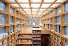 Candida Höfer, Li Yuan Library III, 2014, Matthew Liu Fine Arts