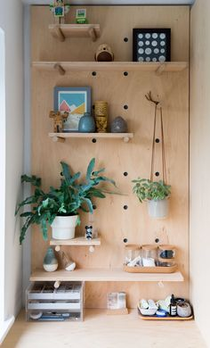 plywood furniture Plywood Wardrobe With Pegboard l Bespoke Furniture made in London Pure View Carpentry Diy Furniture Plans, Diy Furniture Projects, Plywood Furniture, Home Decor Furniture, Furniture Making, Furniture Stores, Plywood Interior, Furniture Design, Hall Furniture
