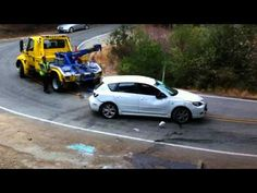 """""""You have to be kidding me"""" Tow Truck  Fail Original Video"""