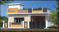 NS Paradise Township offers 3 BHK Villas/Homes upto 1420 SqFt starting at 81 Lakhs in K R Puram, Bangalore. Possession: Ready To Move. Get Complete Details on Updated Price, Amenities, Locality and much more. Flat Roof House Designs, House Front Wall Design, Single Floor House Design, House Outside Design, Village House Design, Kerala House Design, Bungalow House Design, House Design Photos, Modern House Design