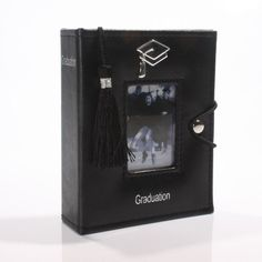 Reminiscing good old days can surely cheer your kid on the graduation day with all the memories kept intact in one adorable album like this Black Graduation Album which comes with Tassel. It is priced at £14.99 and available at The Gift Experience. http://www.voucherish.co.uk/stores/the-gift-experience/