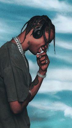 NWTS-inspired La Flame wallpaper that I made Travis Scott Iphone Wallpaper, Travis Scott Wallpapers, Rapper Wallpaper Iphone, Rap Wallpaper, Travis Scott Art, Travis Scott Rodeo, Kylie Travis, Arte Do Hip Hop, Hip Hop Art