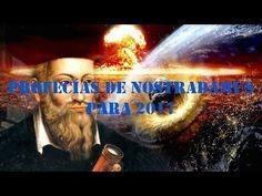 Conoce la horribles profecías de Nostradamus para el 2017 -
