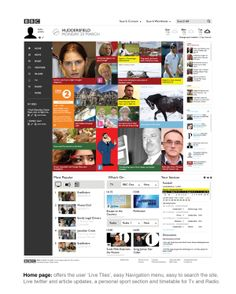D&AD BBC on Web Design Served  LIKE ME ON MY FAN PAGE https://www.facebook.com/TriNetDesigns