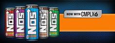 nos energy drink - CMPLX