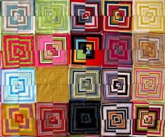Striped Quilt Block Tutorial