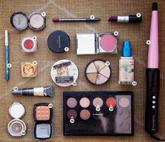 2e Peau: février 2014 Bareminerals, Blush, Eyeshadow, Ongles, Makeup, Eye Shadow, Rouge, Eye Shadows