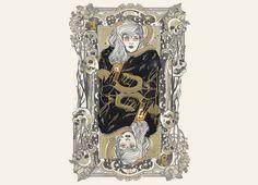 Check out the design Fortune teller by Silvio Laerte Pequeno da Rocha on Threadless