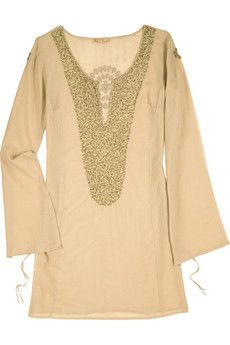 breathable tunic