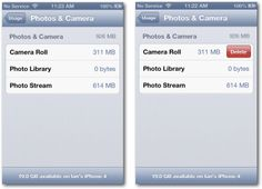 Need more space on your iPhone? How to quickly delete ALL photos and videos.