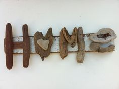 """""""Home is Found in Nature"""" Driftwood Art by Mother Nature. Handmade by Doctor Driftwood. Made out of """"all natural"""" handpicked driftwood and stones """"reclaimed"""" from California. """"Where Nature and Style Meet."""" Follow me at Facebook/DoctorDriftwood and Pinterest/DoctorDriftwood. Look for me on Flickr/DoctorDriftwood. Visit DoctorDriftwood.com for sales, more info, and harmony. Enjoy Nature in your home. Cheers!"""